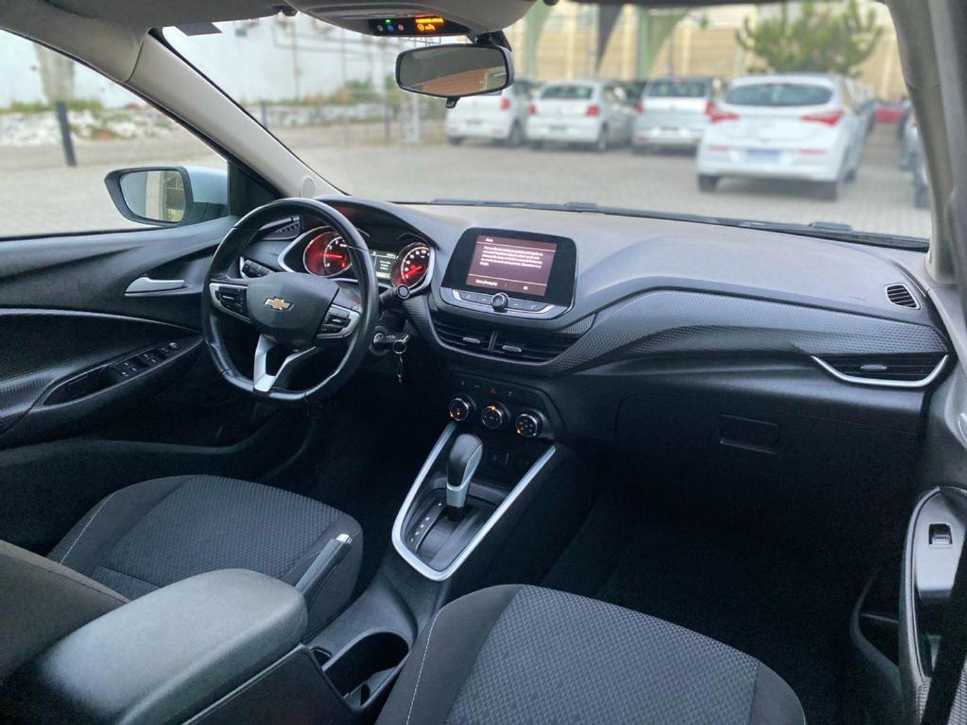 Chevrolet ONIX SEDAN Plus LT 1.0 12V TB Flex Aut.