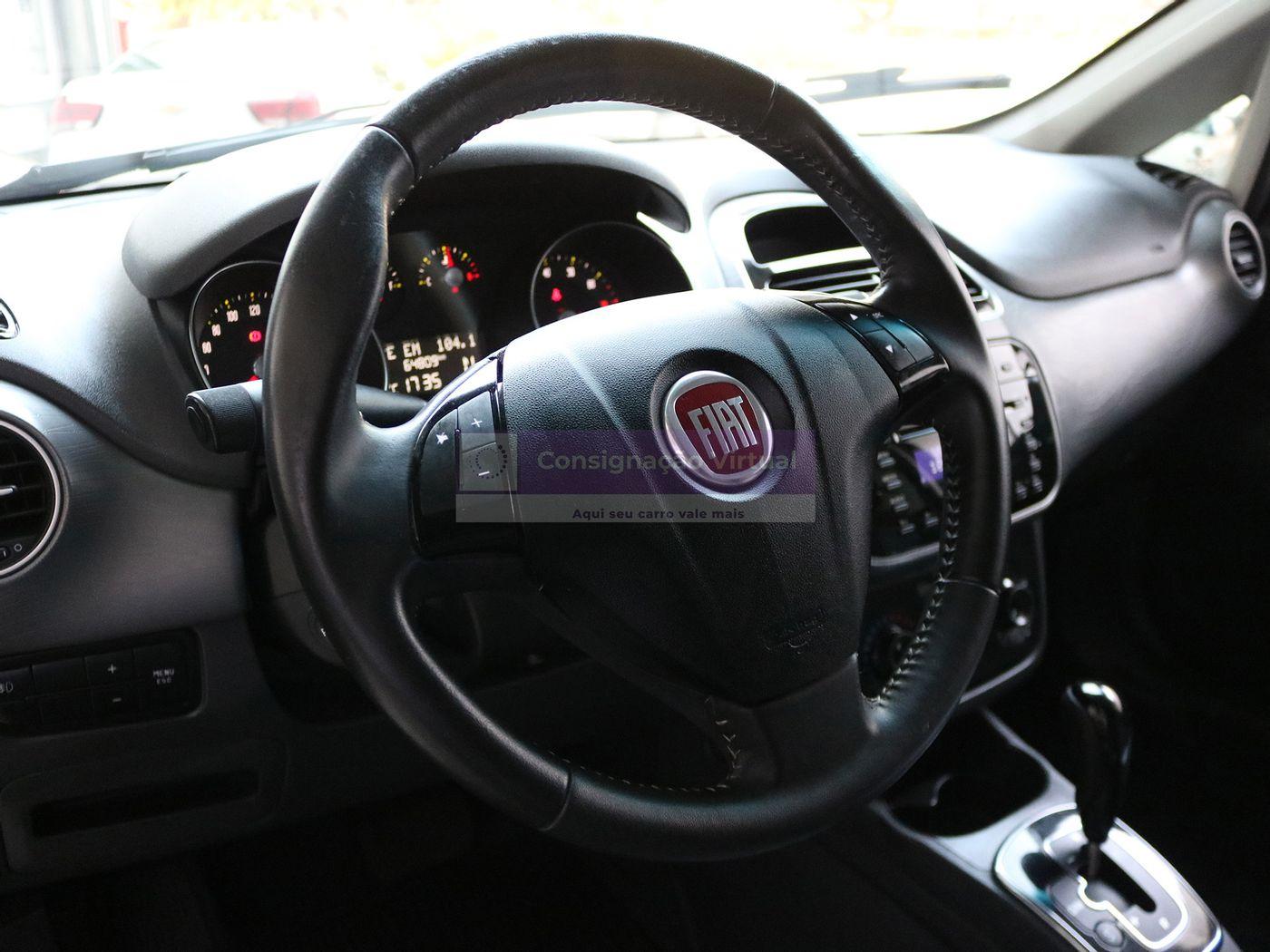 Fiat Punto ESSENCE SP Dualogic 1.6 Flex 16V