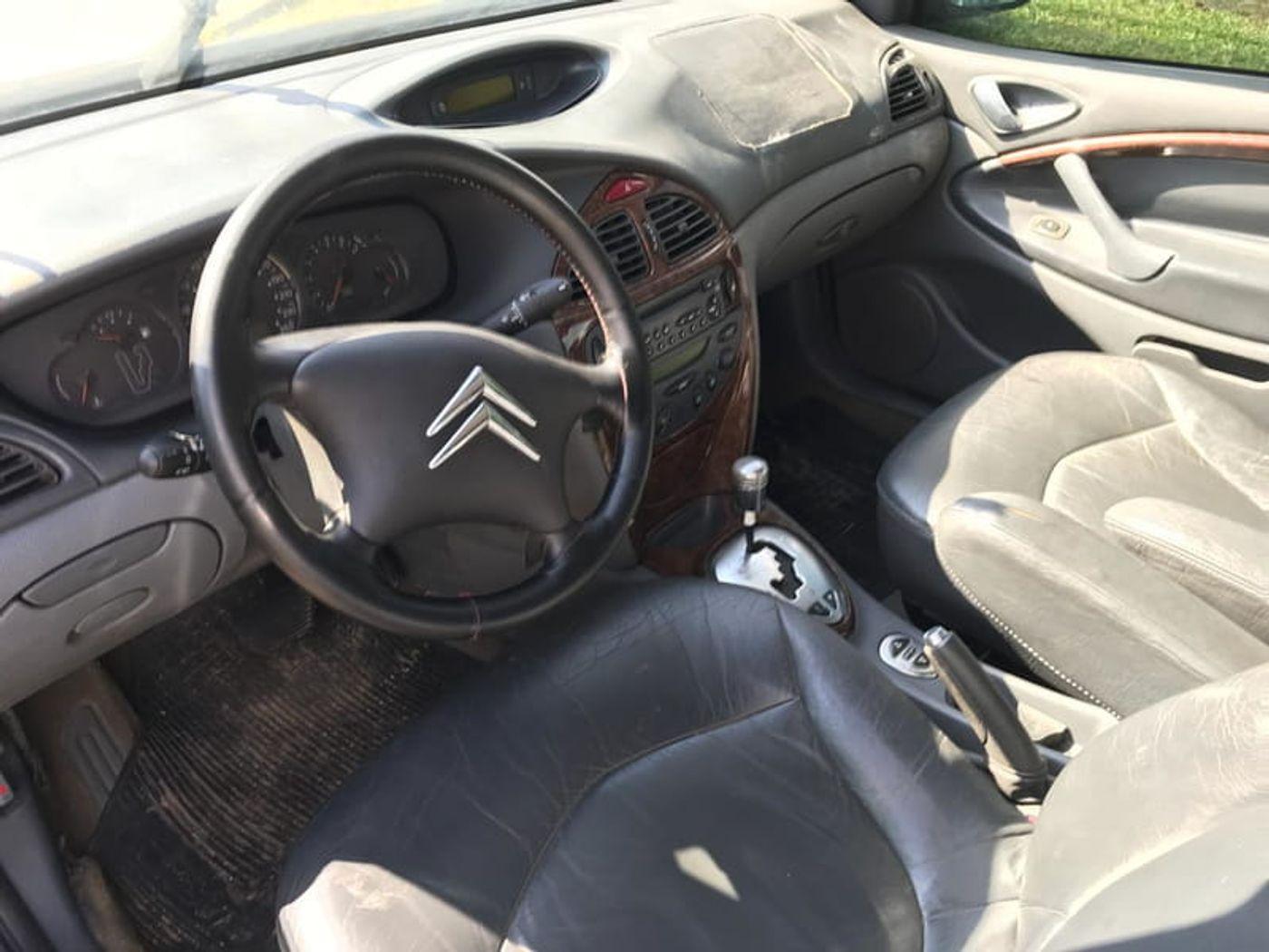 Citroën C5 Exclusive 2.0 16V 4p Aut.