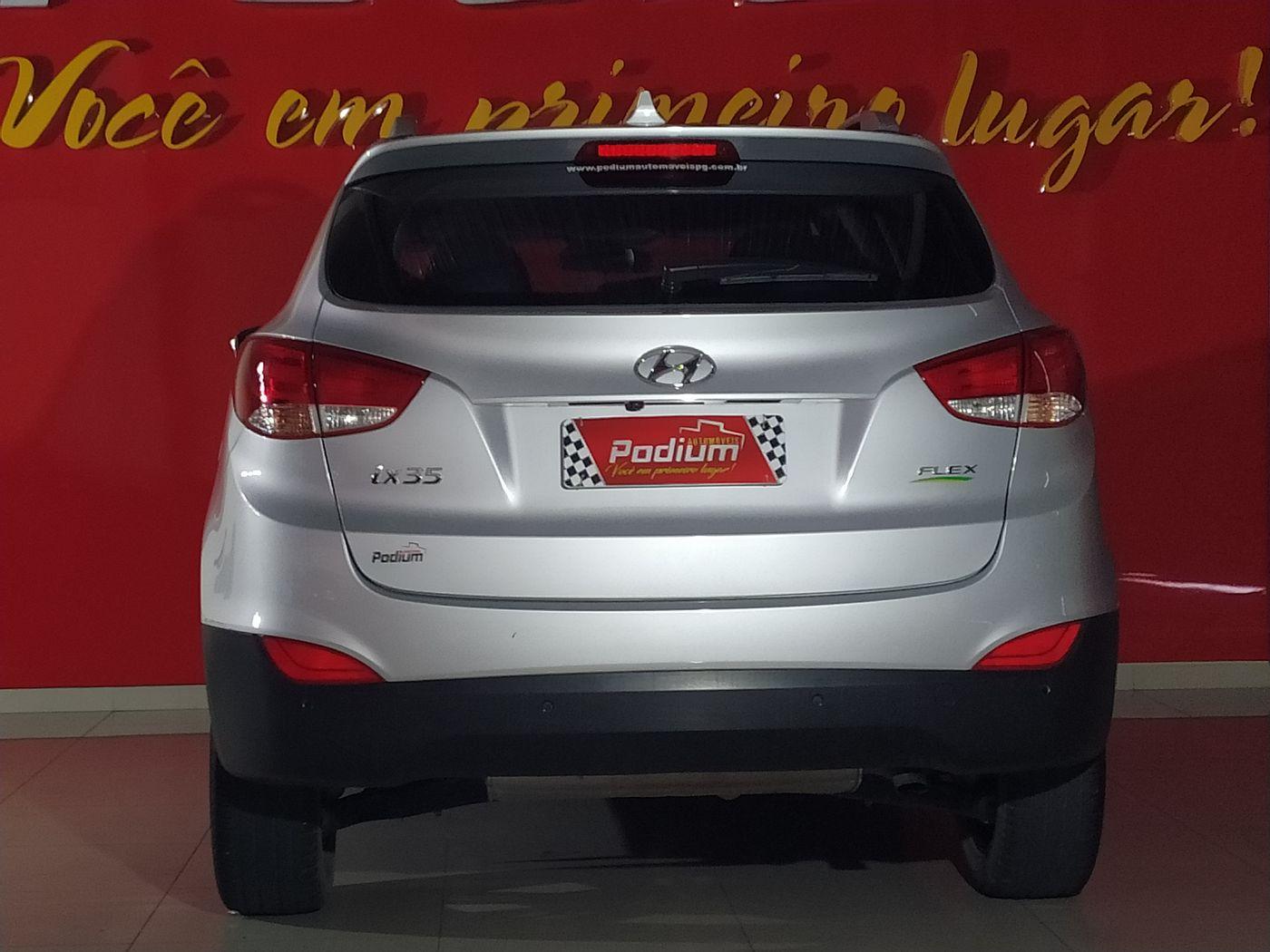 Hyundai ix35 2.0 Launching Edition 16V Flex Aut.