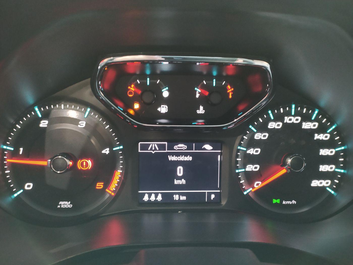 Chevrolet S10 Pick-Up LTZ 2.8 TDI 4x4 CD Dies.Aut