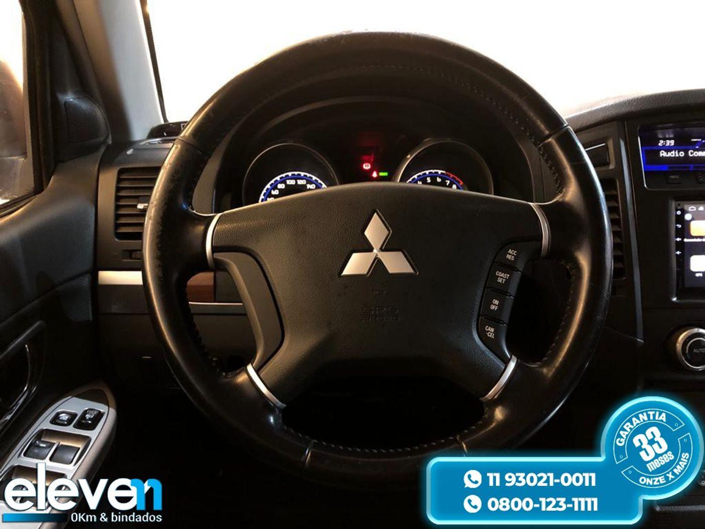 Mitsubishi Pajero GLS Full 3.8 V6 250cv 5p Aut.