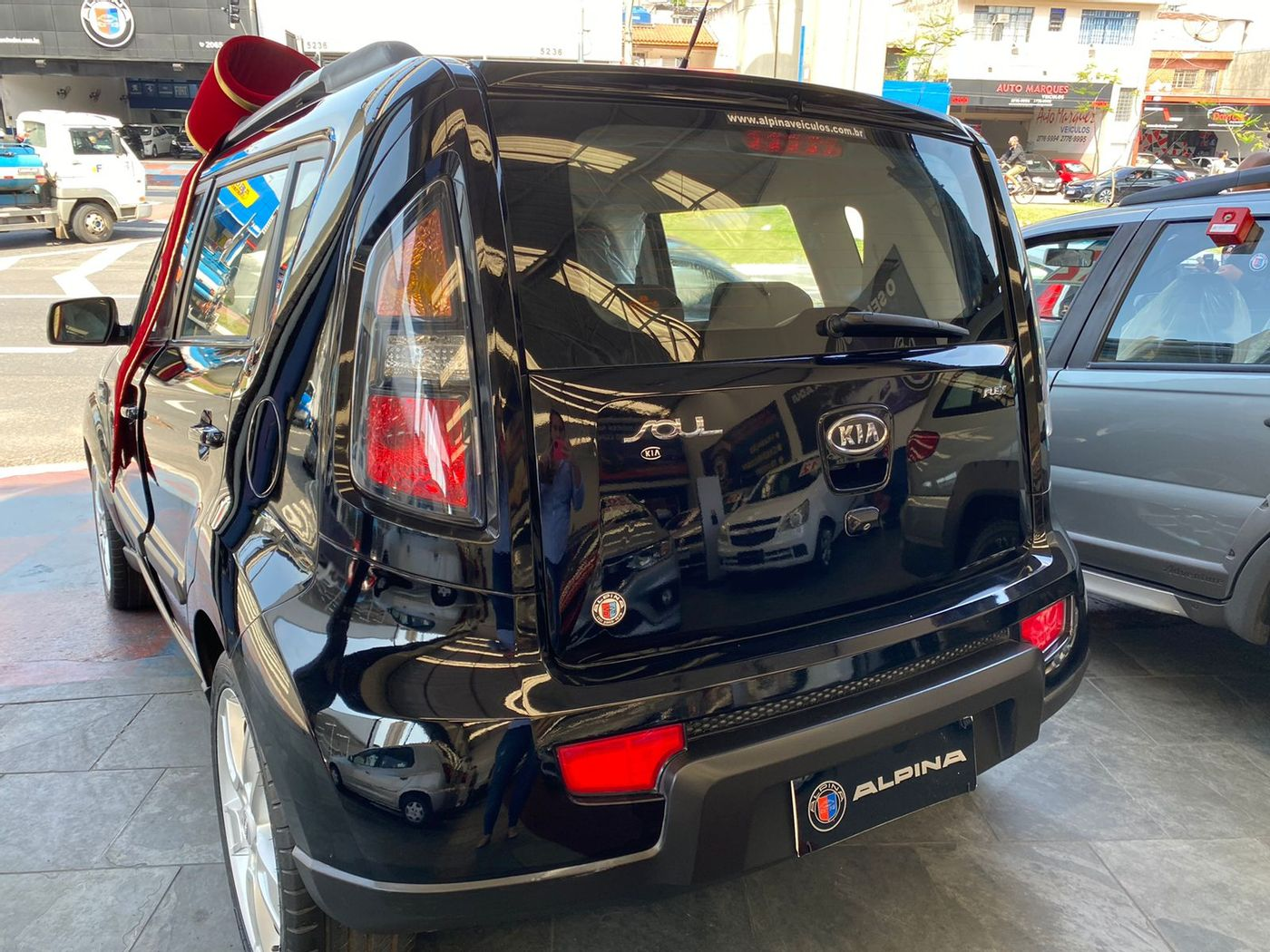 Kia Motors SOUL 1.6/ 1.6 16V FLEX Mec.