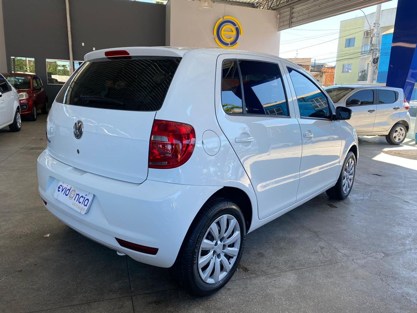 VolksWagen Fox 1.0 Mi Total Flex 8V 5p