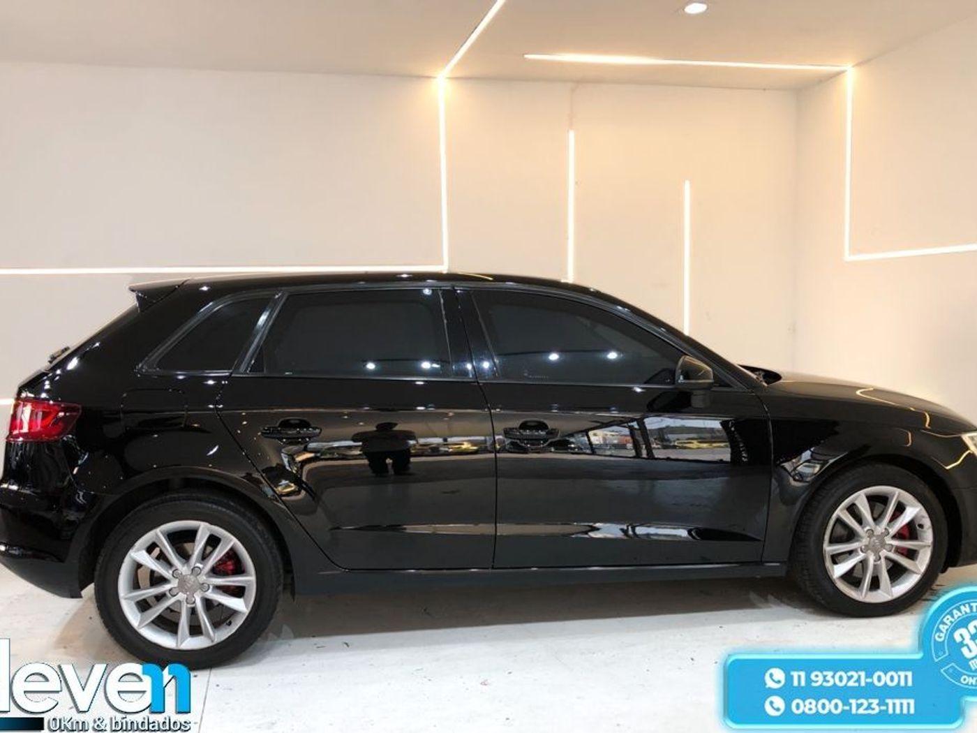 Audi A3 Sportback 1.8 16V TFSI S-tronic 5p