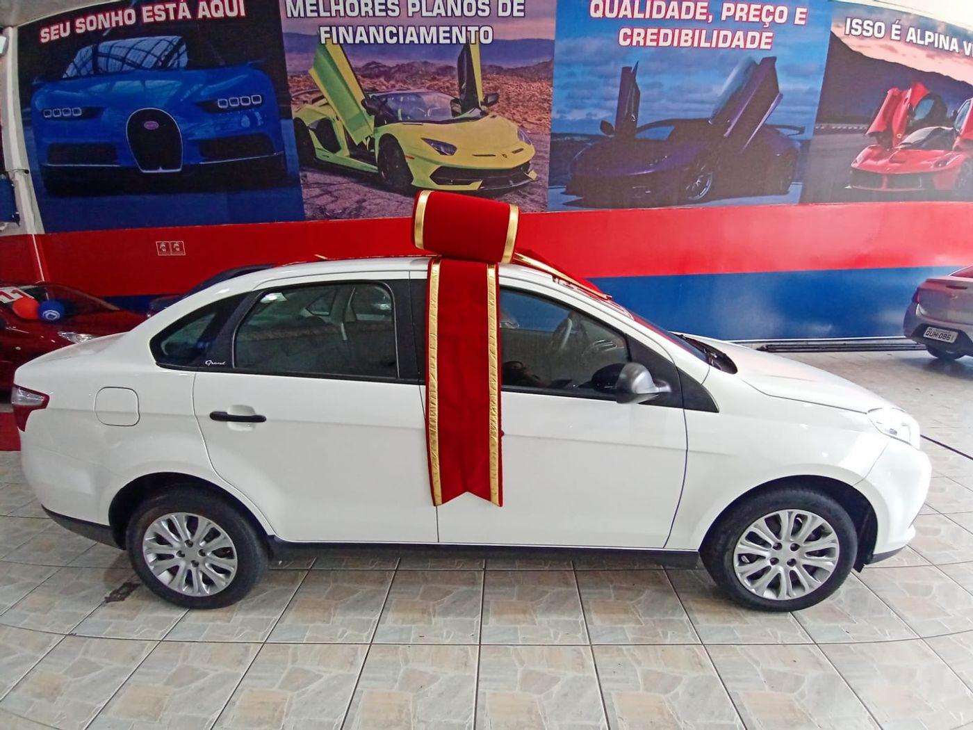 Fiat Grand Siena ATTRAC. 1.4 EVO F.Flex 8V
