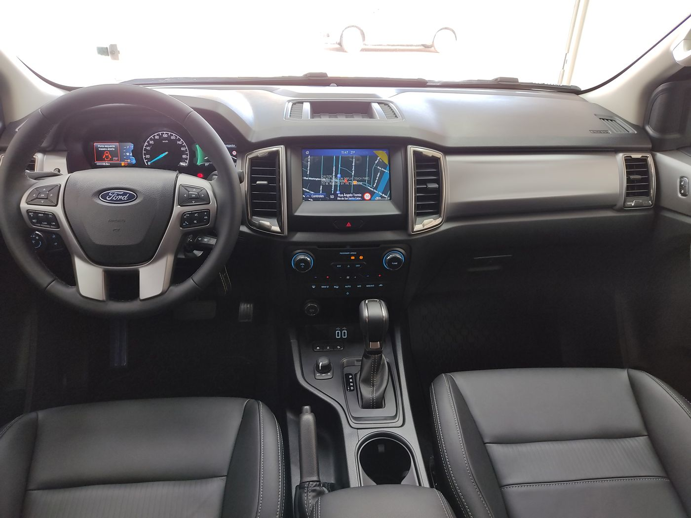 Ford Ranger XLT 3.2 20V 4x4 CD Diesel Aut.