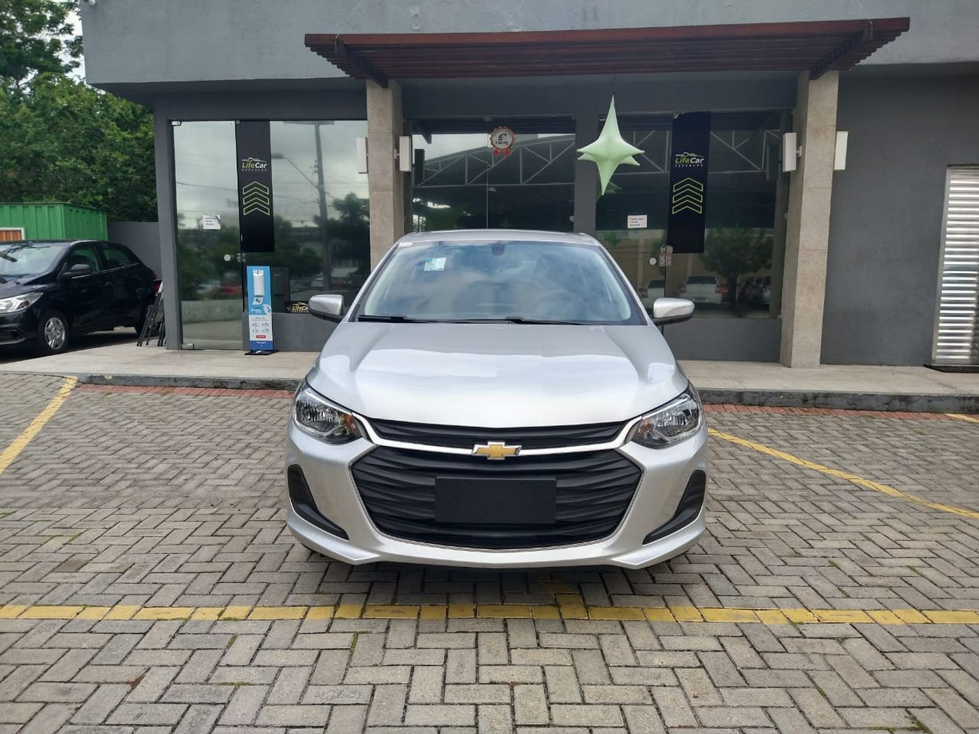 Chevrolet ONIX SEDAN Plus LT 1.0 12V TB Flex Aut.