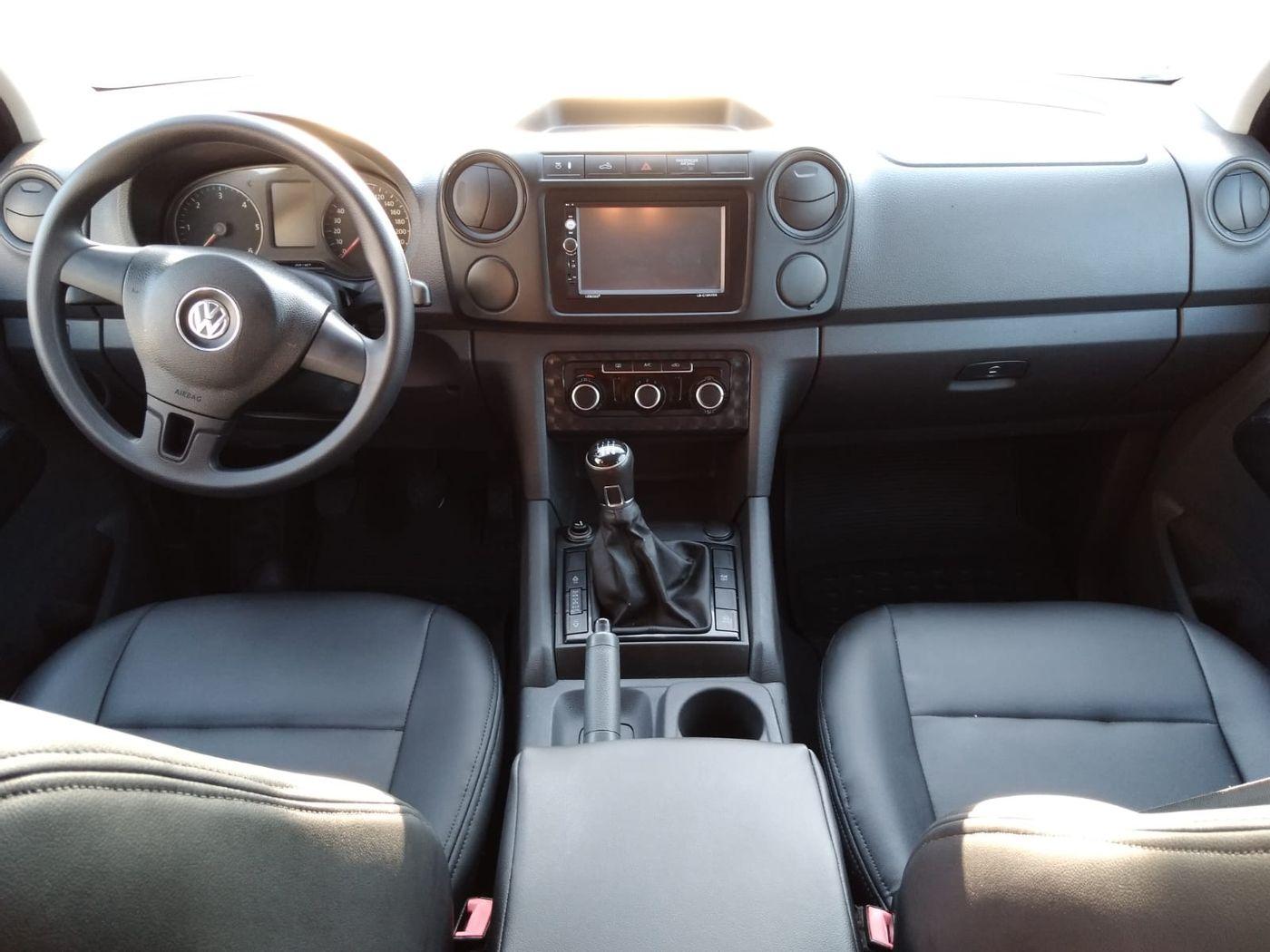 VolksWagen AMAROK CD2.0 16V/S CD2.0 16V TDI 4x4 Die