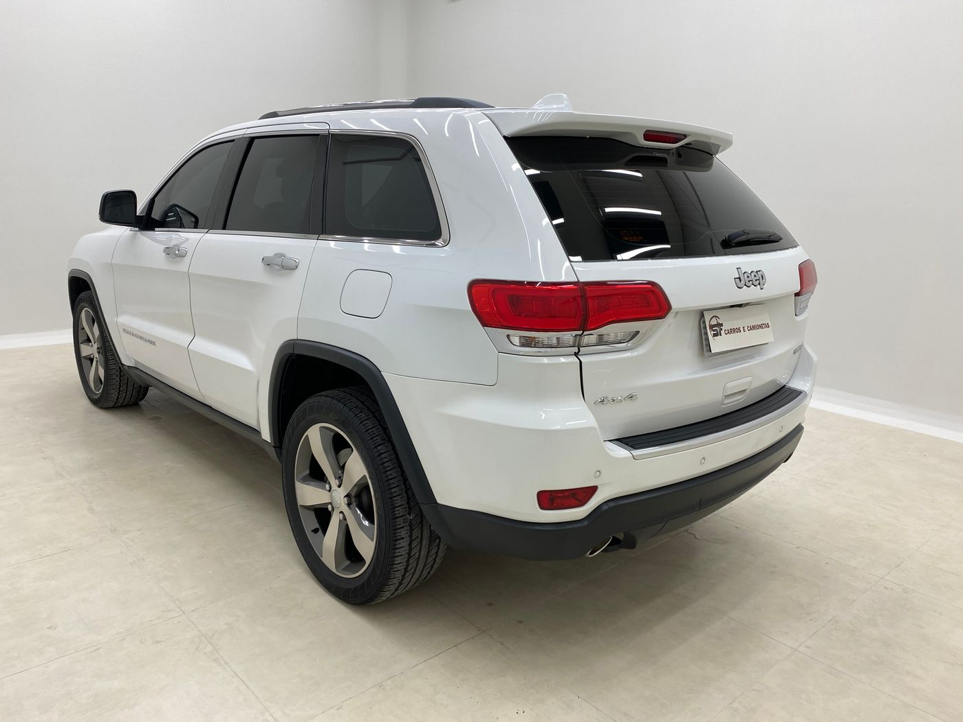 Jeep Cherokee Limited 3.2 4x4 V6 Aut.