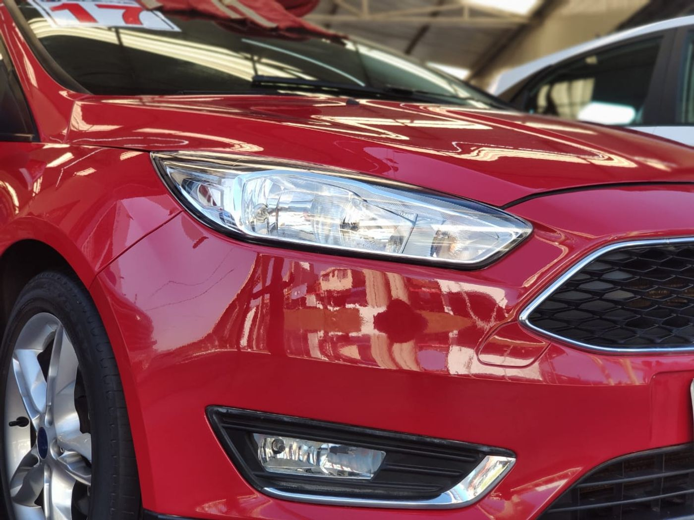 Ford Focus 1.6 S/SE/SE Plus Flex 8V/16V  5p