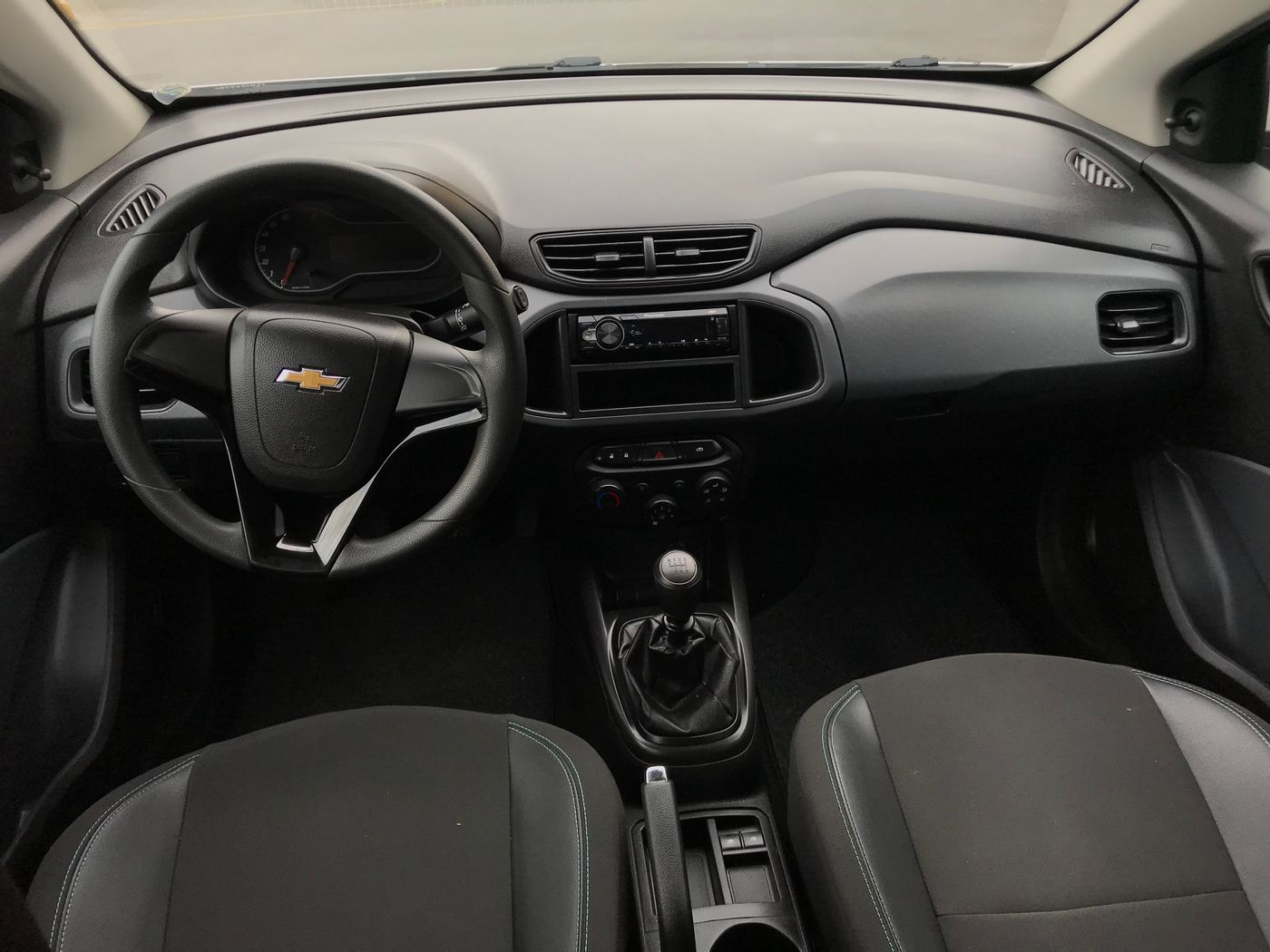 Chevrolet JOY Hatch 1.0 8V Black Edition Flex Mec.