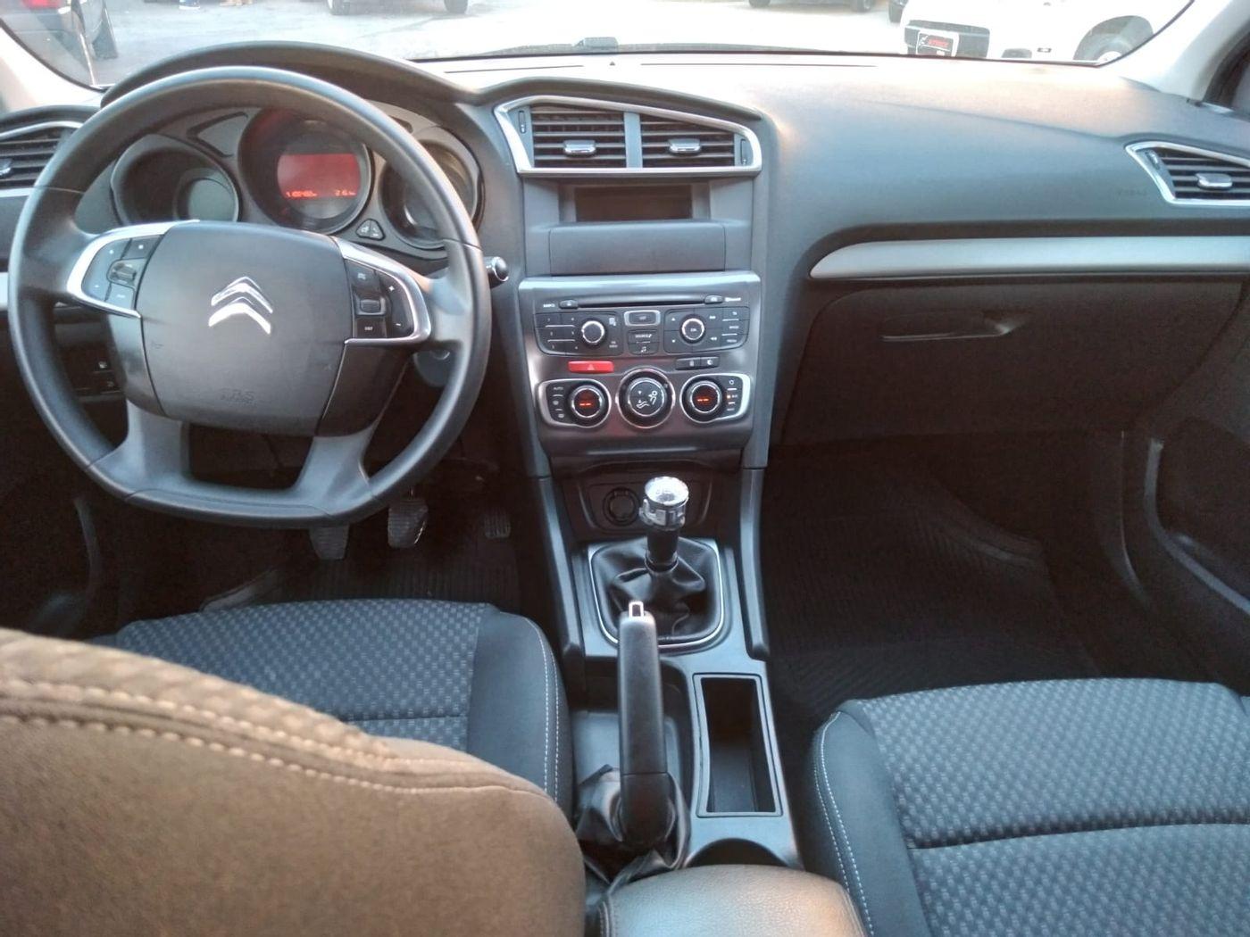 Citroën C4 LOUNGE Tendance 2.0 Flex 4p Mec.
