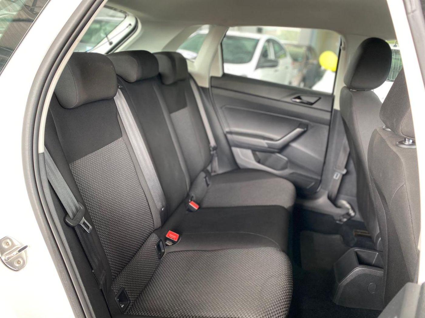 VolksWagen Polo 1.6 MSI Total Flex 16V 5p Aut.