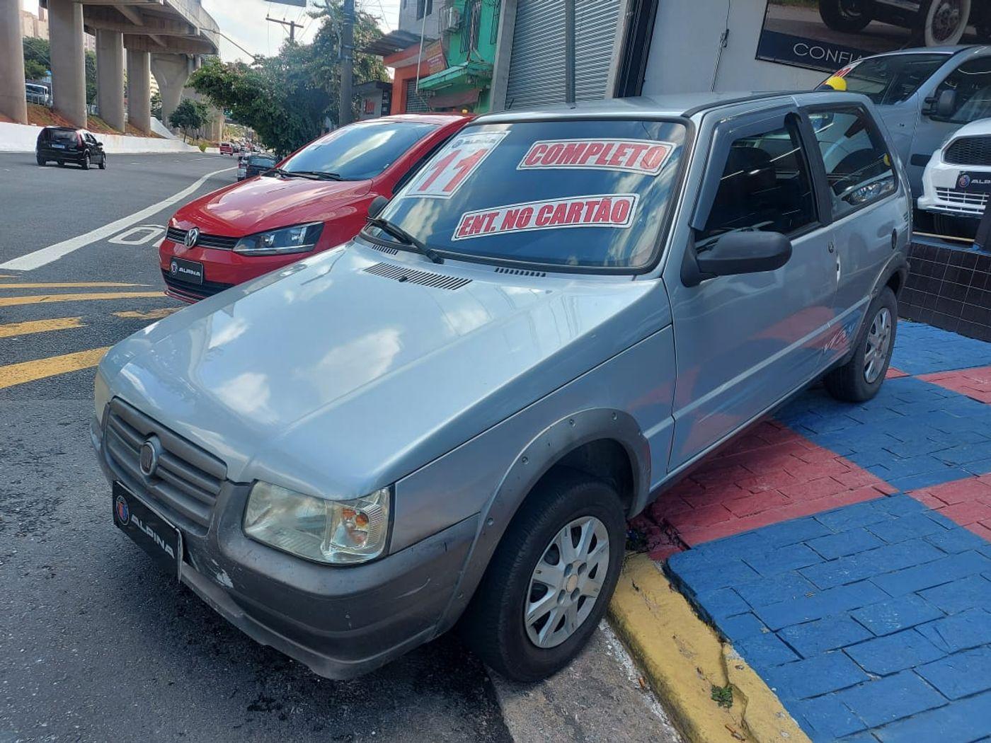 Fiat Uno Mille 1.0 Fire/ F.Flex/ ECONOMY 2p