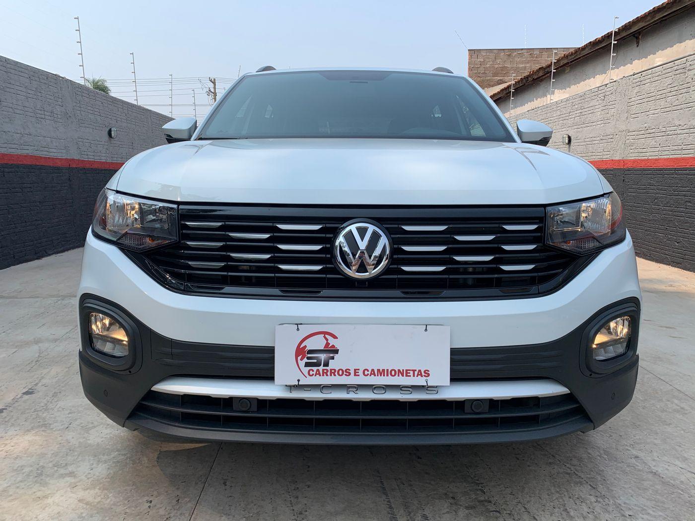 VolksWagen T-Cross Comfortline 1.0 TSI Flex 5p Aut.