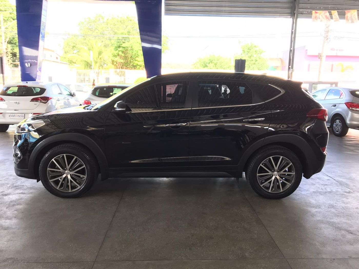 Hyundai Tucson Limited 1.6 Turbo 16V Aut.