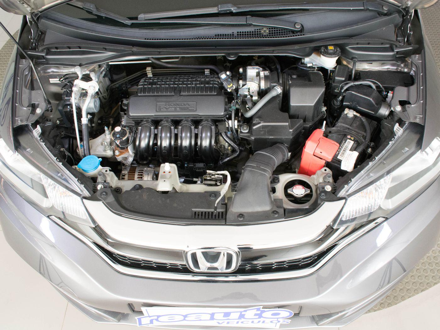 Honda Fit DX 1.5 Flexone 16V 5p Mec.