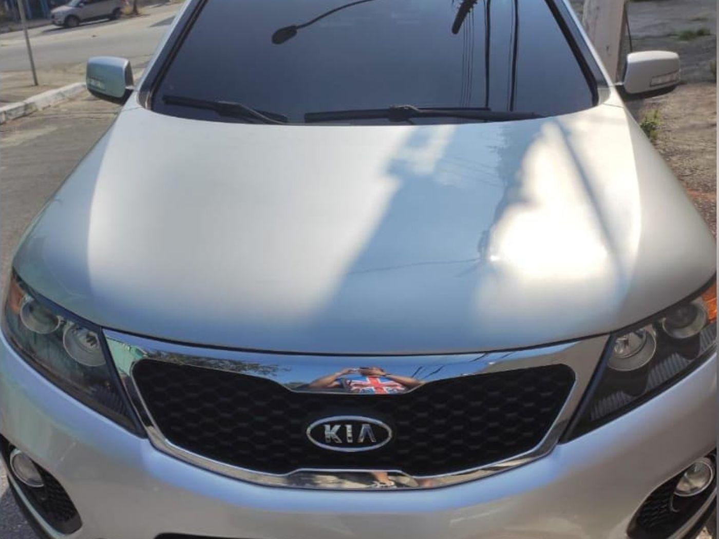Kia Motors Sorento 2.4 16V 4x2 Aut.