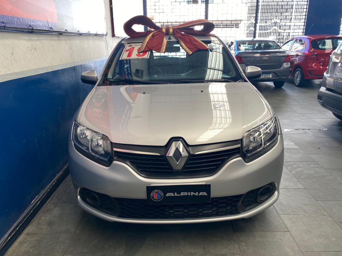 Renault SANDERO Expression Flex 1.6 16V 5p