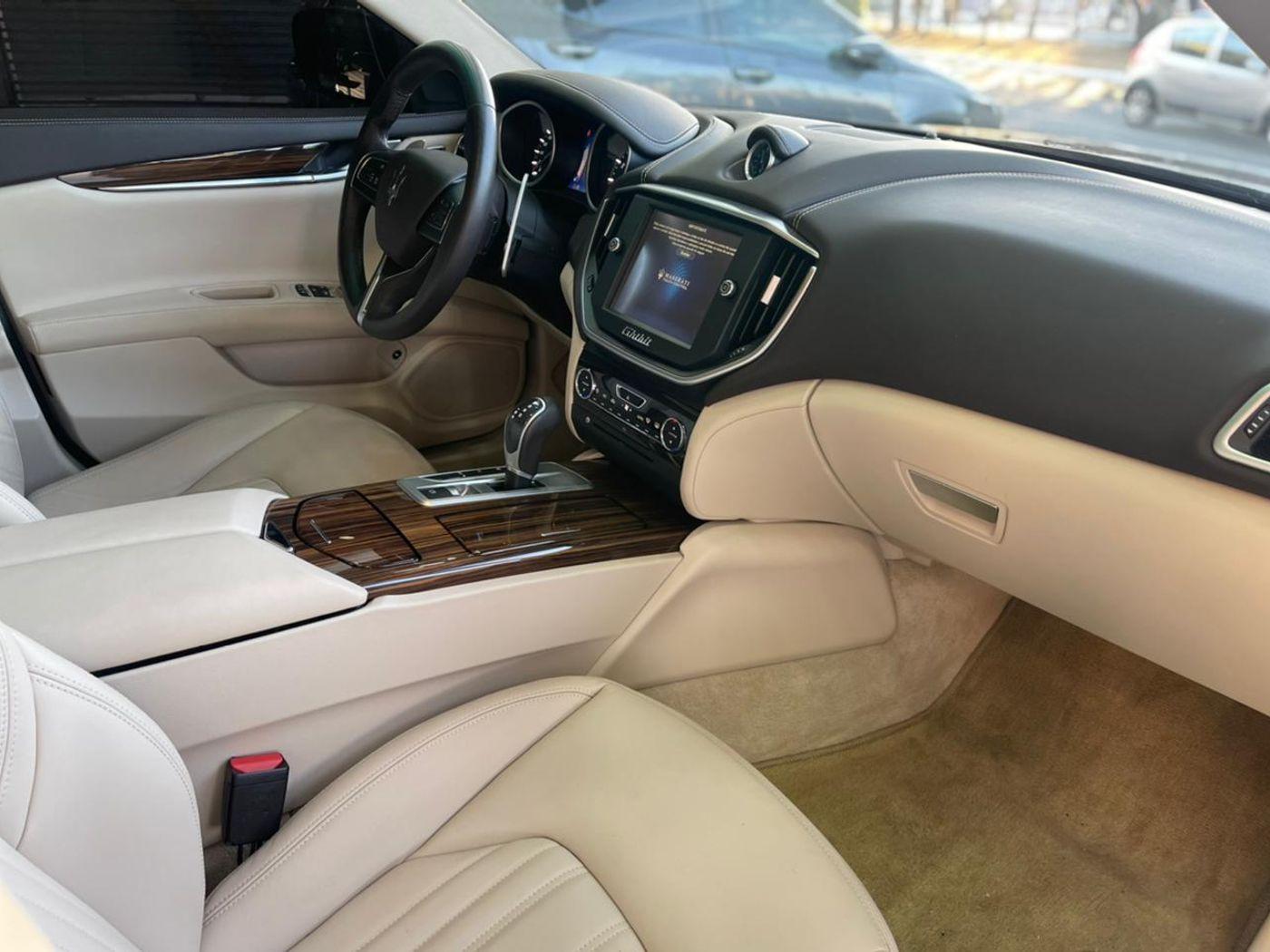 Maserati Ghibli 3.0 V6 Aut.