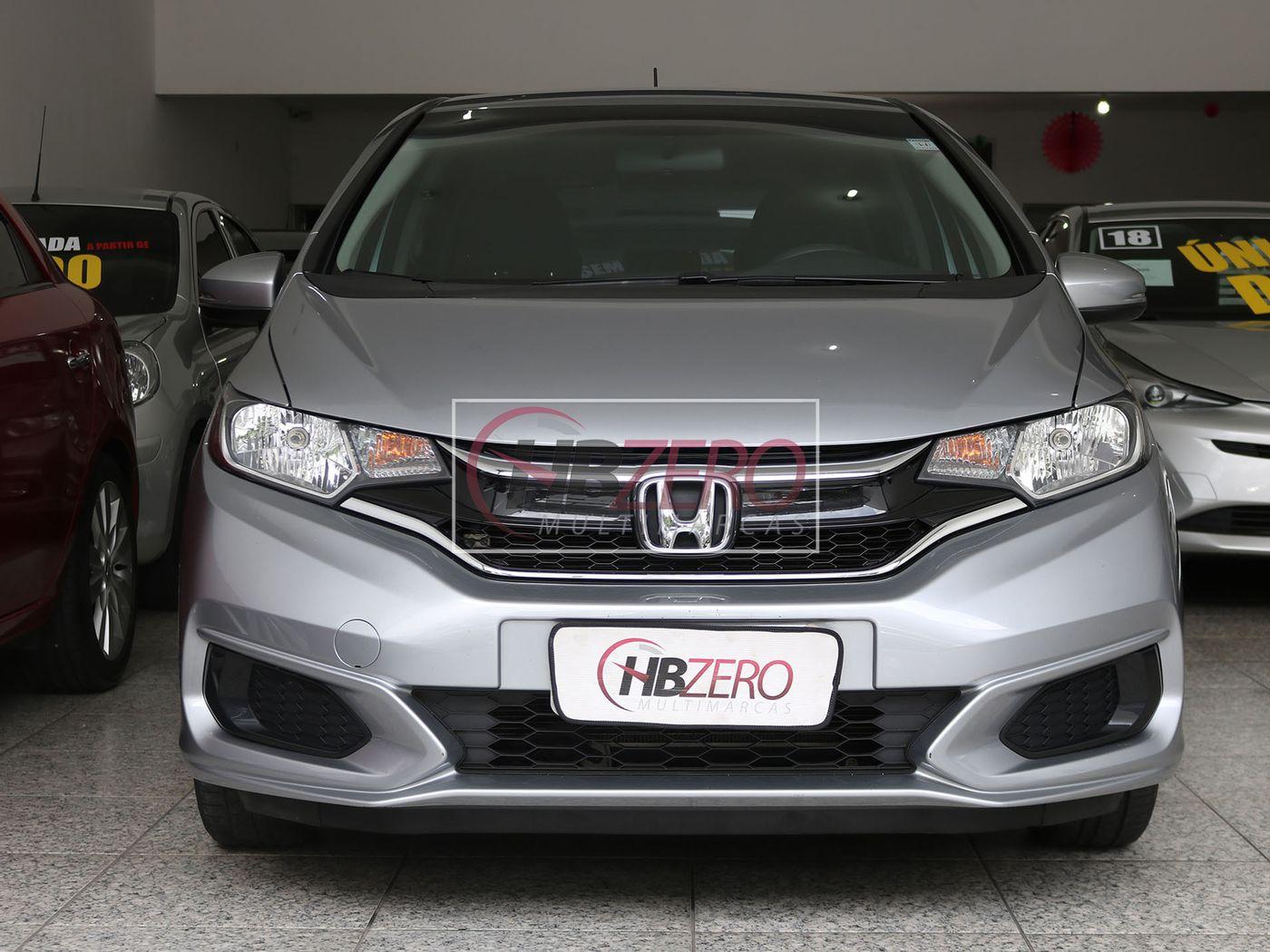 Honda Fit Personal 1.5 Flexone 16V 5p Aut.