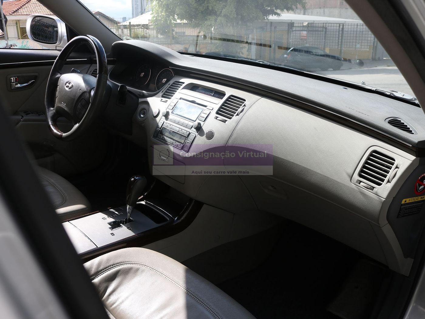 Hyundai AZERA GLS 3.3 V6 24V 4p Aut.