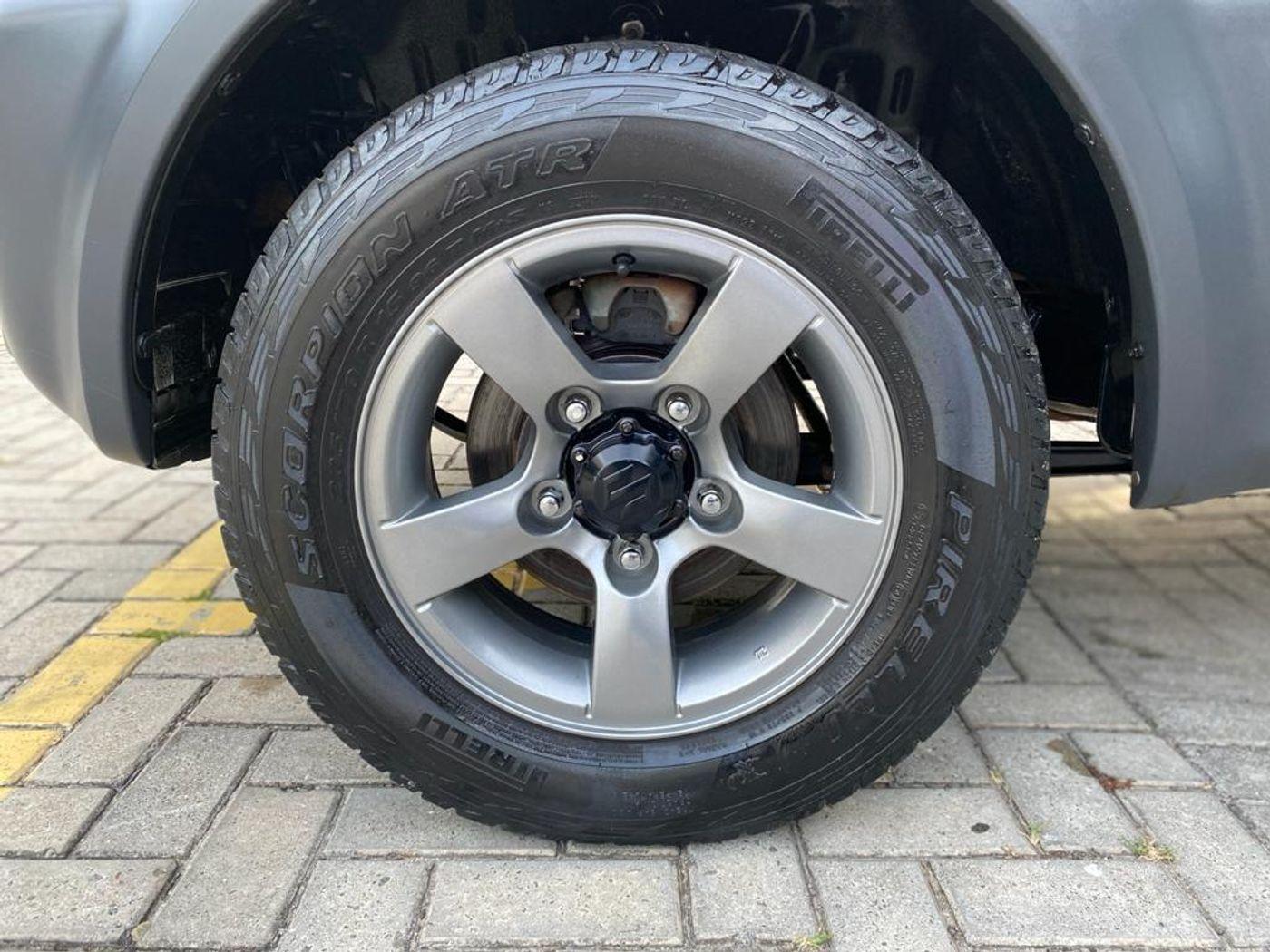 Suzuki Jimny Wide/ Jimny/4ALL 1.3 16V