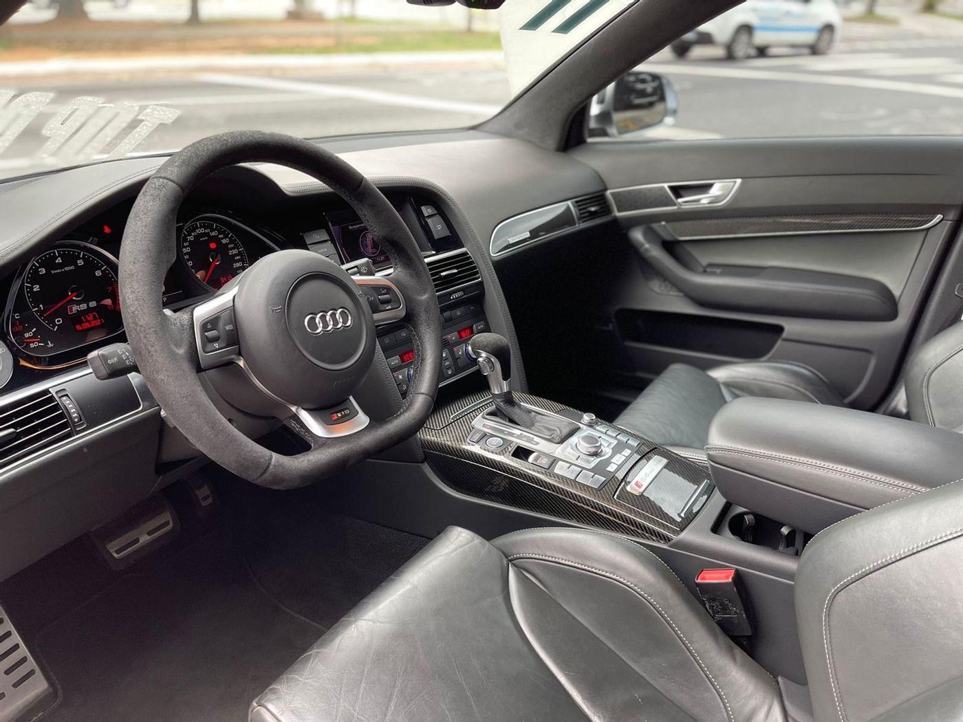 Audi RS6 5.0 FSI V10 Bi-TB Quattro Tip.