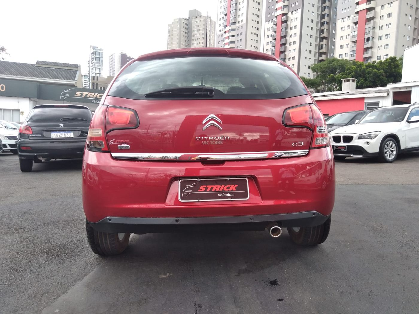 Citroën C3 Excl. 1.6 VTi Flex Start 16V 5p Mec.