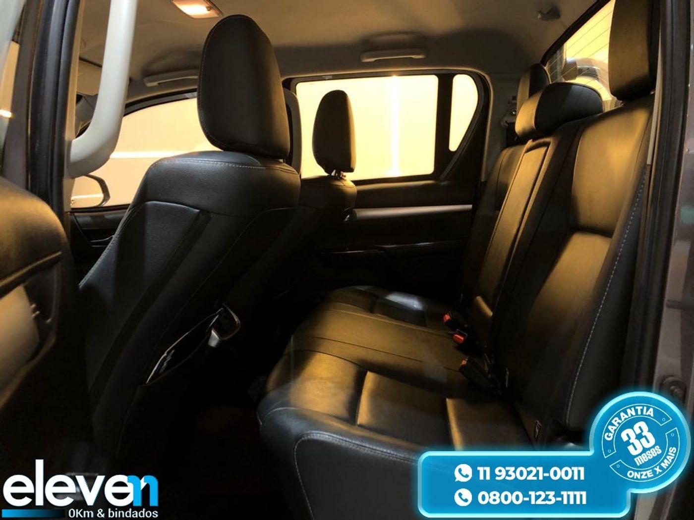 Toyota Hilux CD SRX 4x4 2.8 TDI 16V Diesel Aut.
