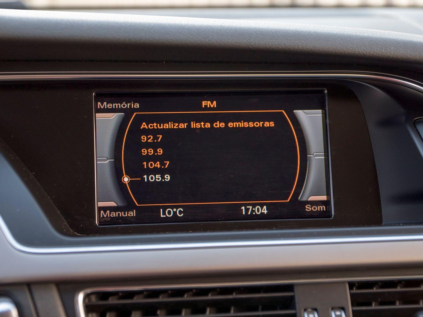 Audi A4 2.0 16V TFSI 183/180cv Multitronic