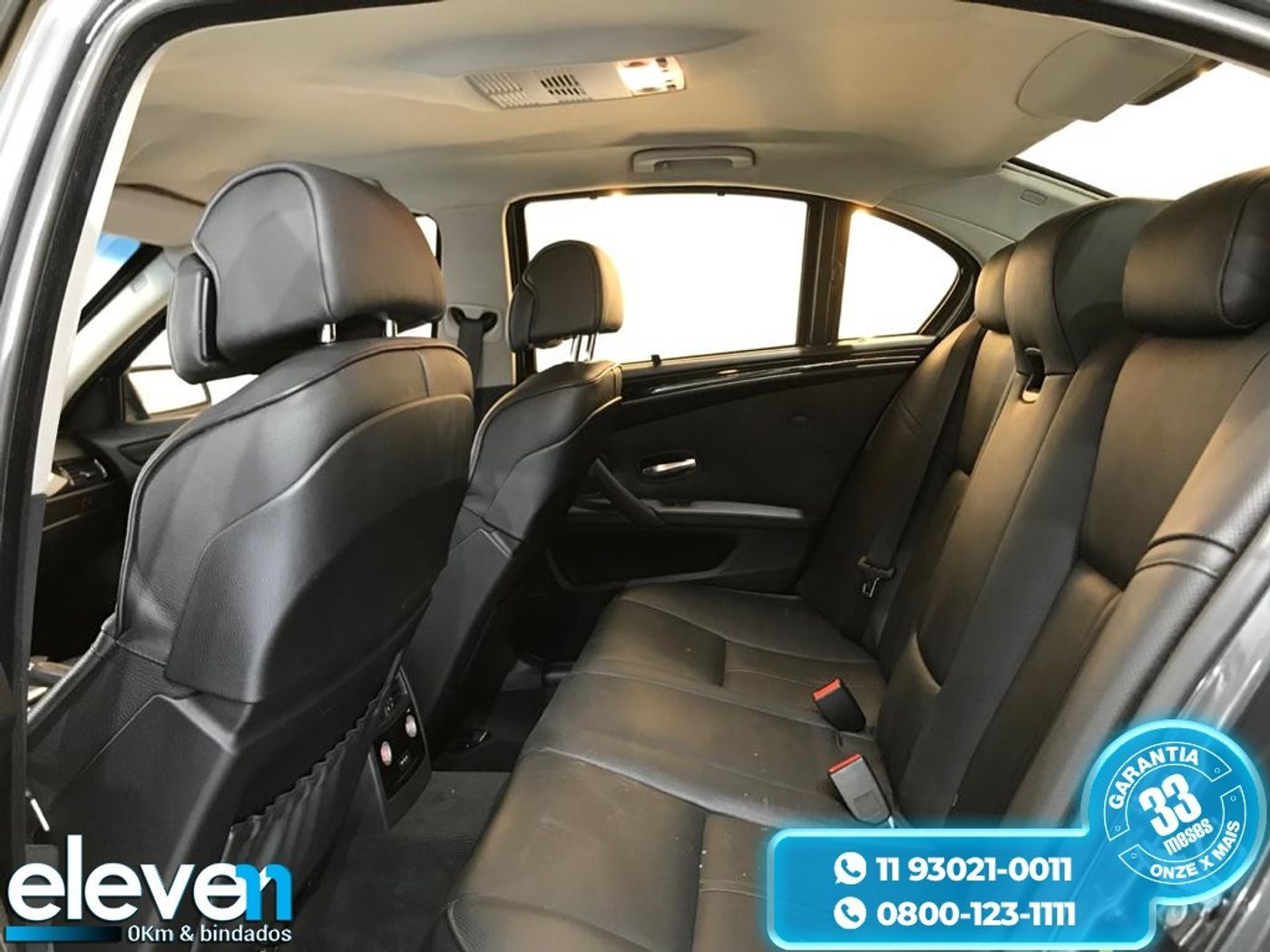 BMW 550iA Security 4.8 32V