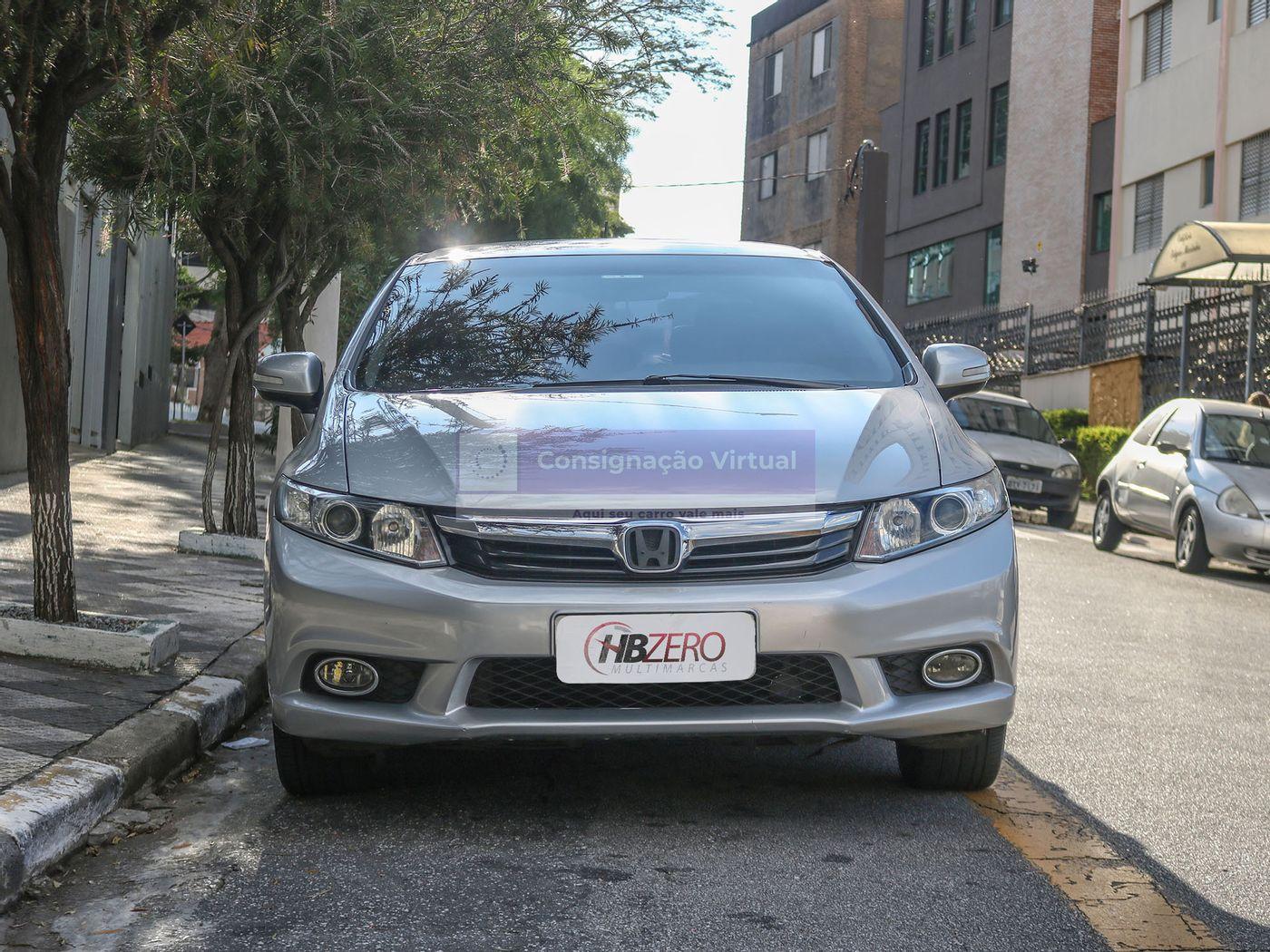 Honda Civic Sed. LXL/ LXL SE 1.8 Flex 16V Aut.