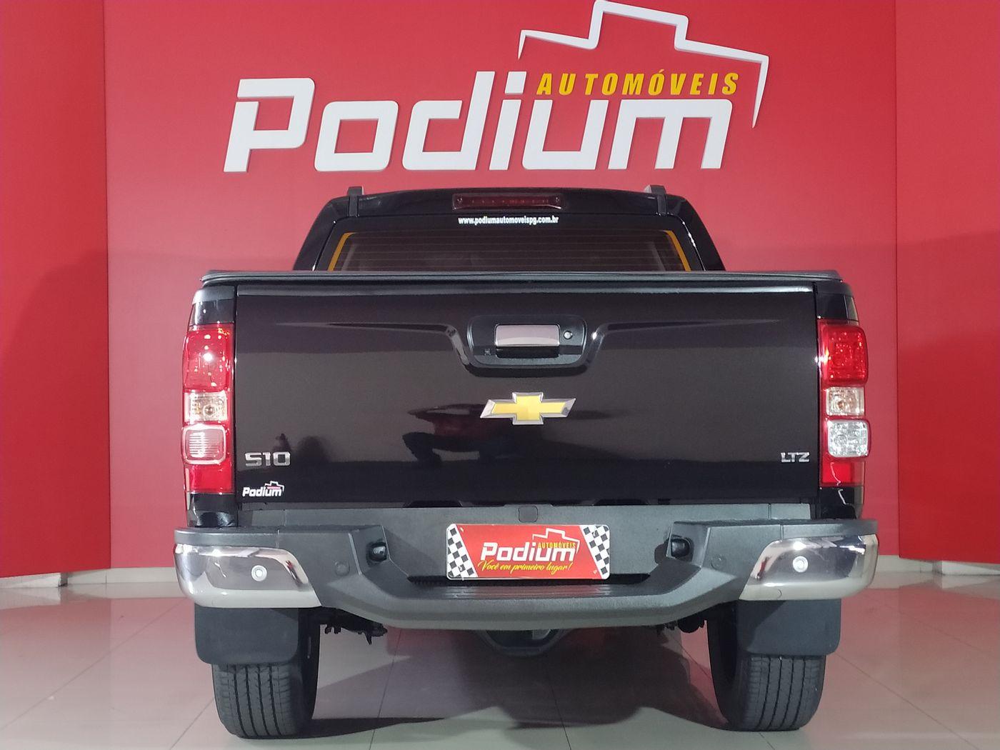 Chevrolet S10 Pick-Up LTZ 2.5 Flex 4x2 CD Aut.