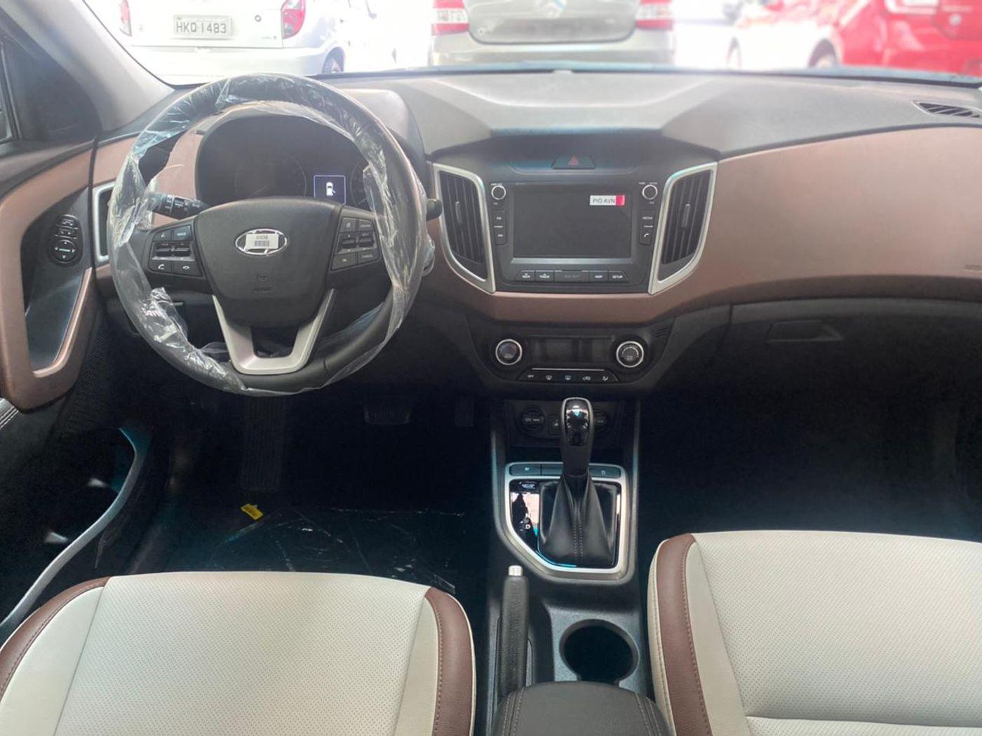Hyundai Creta Prestige 2.0 16V Flex Aut.