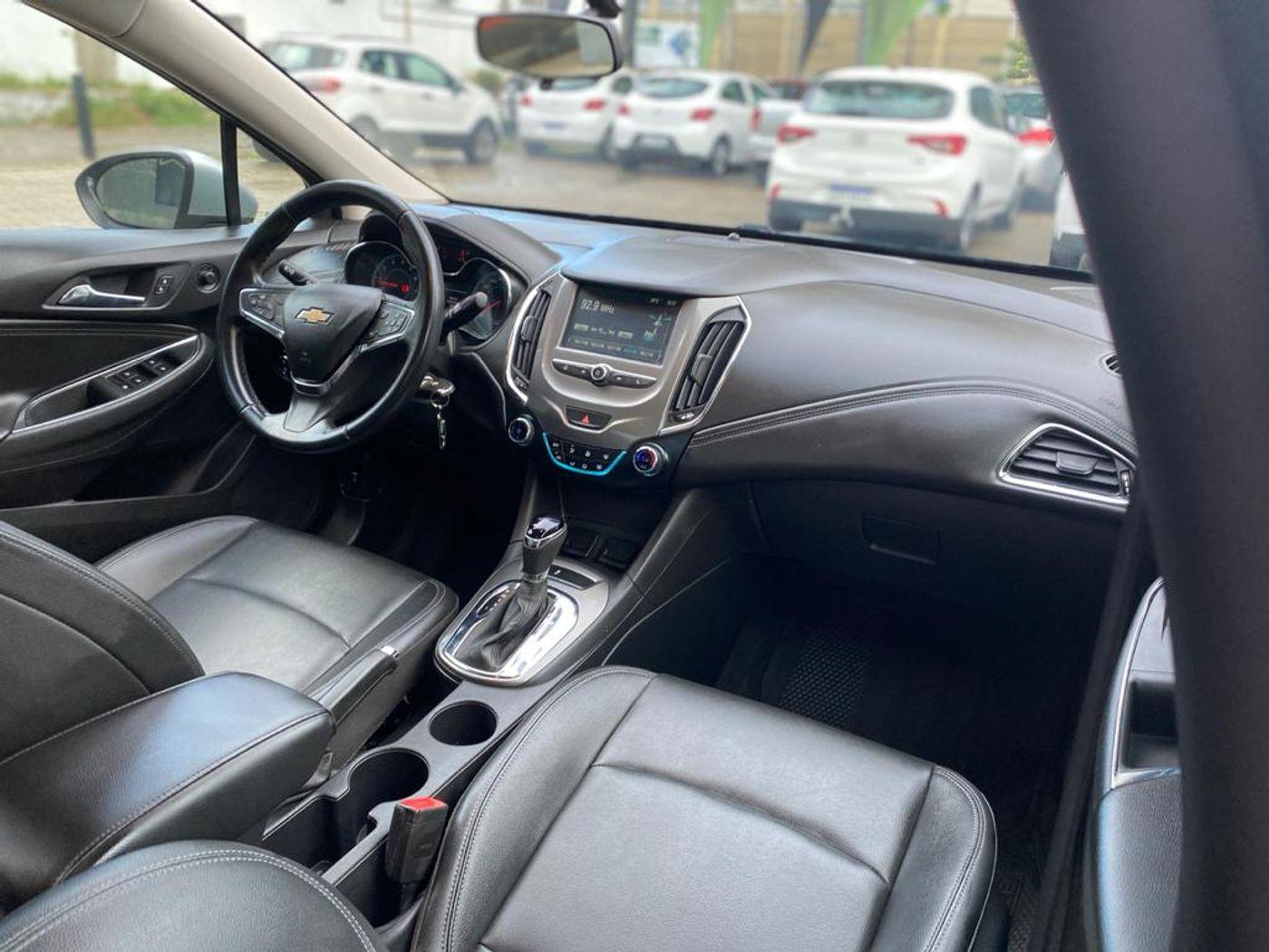 Chevrolet CRUZE LT 1.4 16V Turbo Flex 4p Aut.