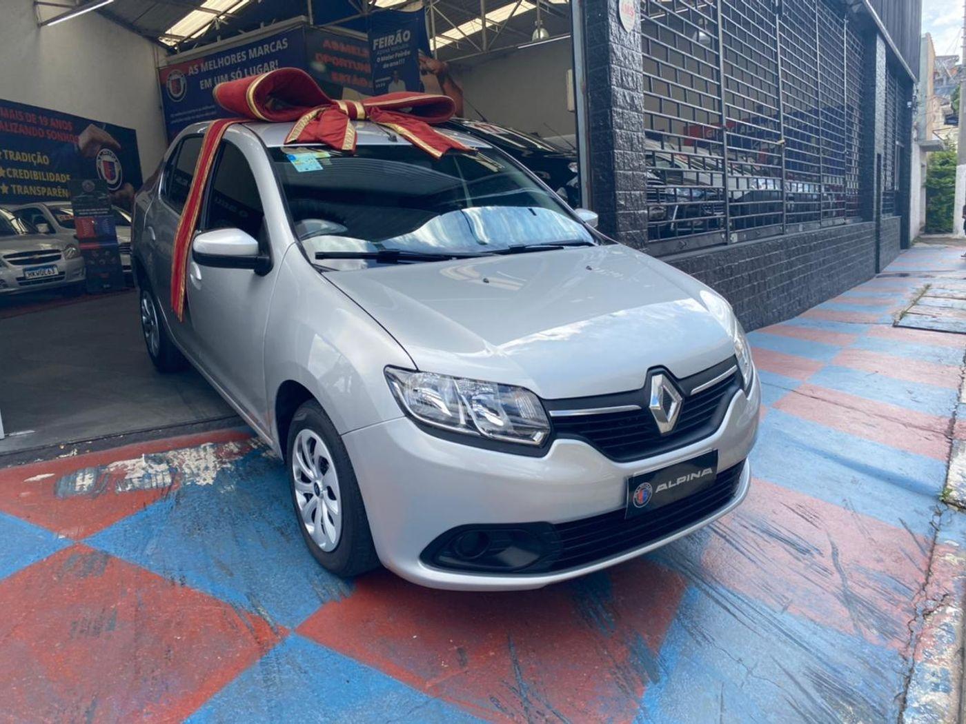 Renault LOGAN Expression Flex 1.6 16V 4p