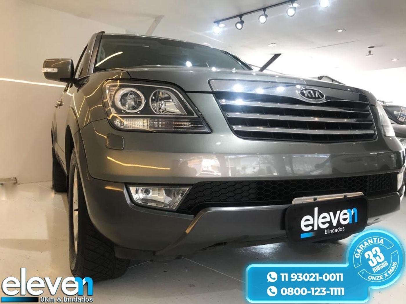 Kia Motors MOHAVE EX 3.8 V6 24V 275cv 4x4 Aut.