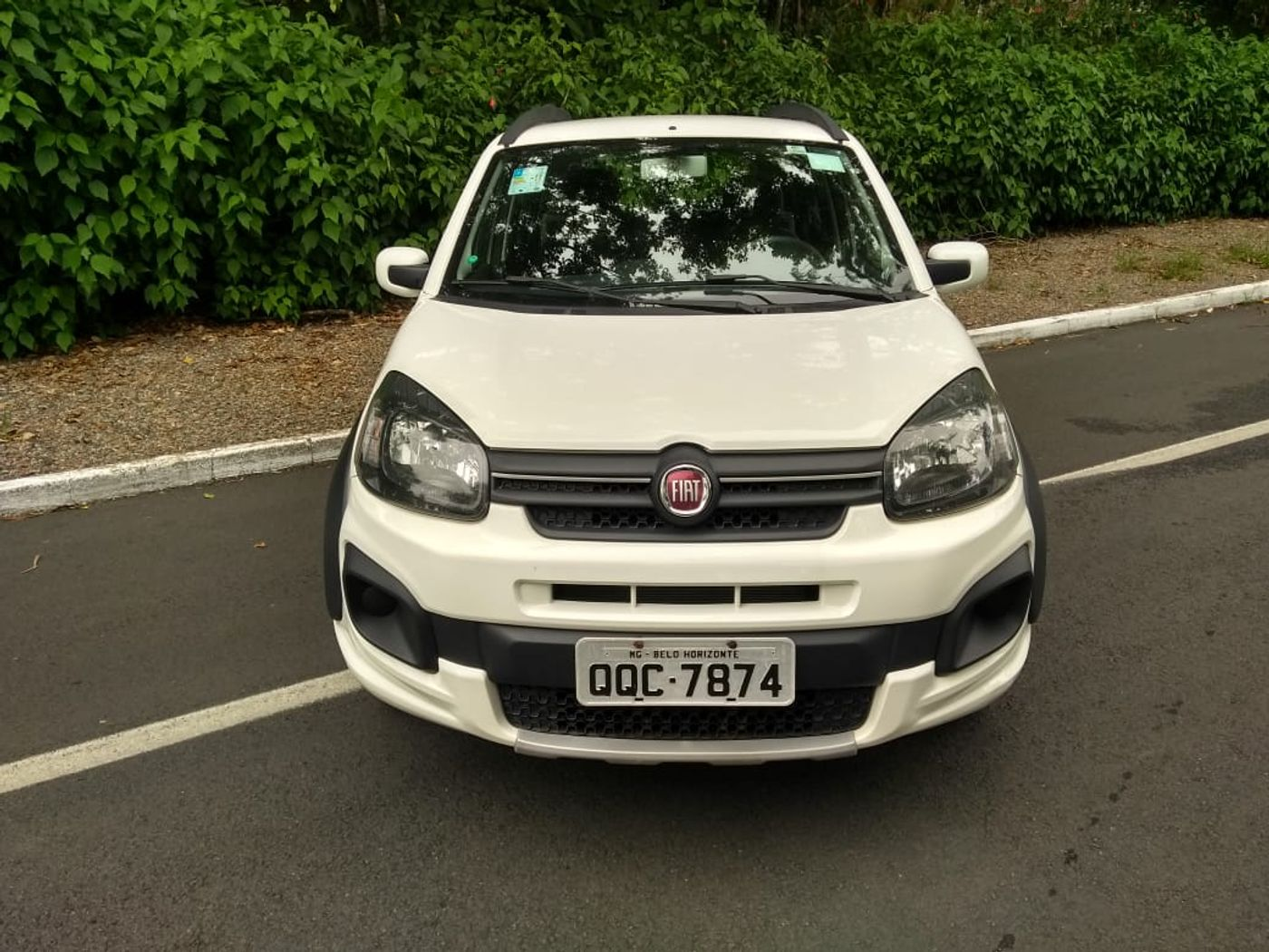 Fiat UNO WAY 1.0 Flex 6V 5p