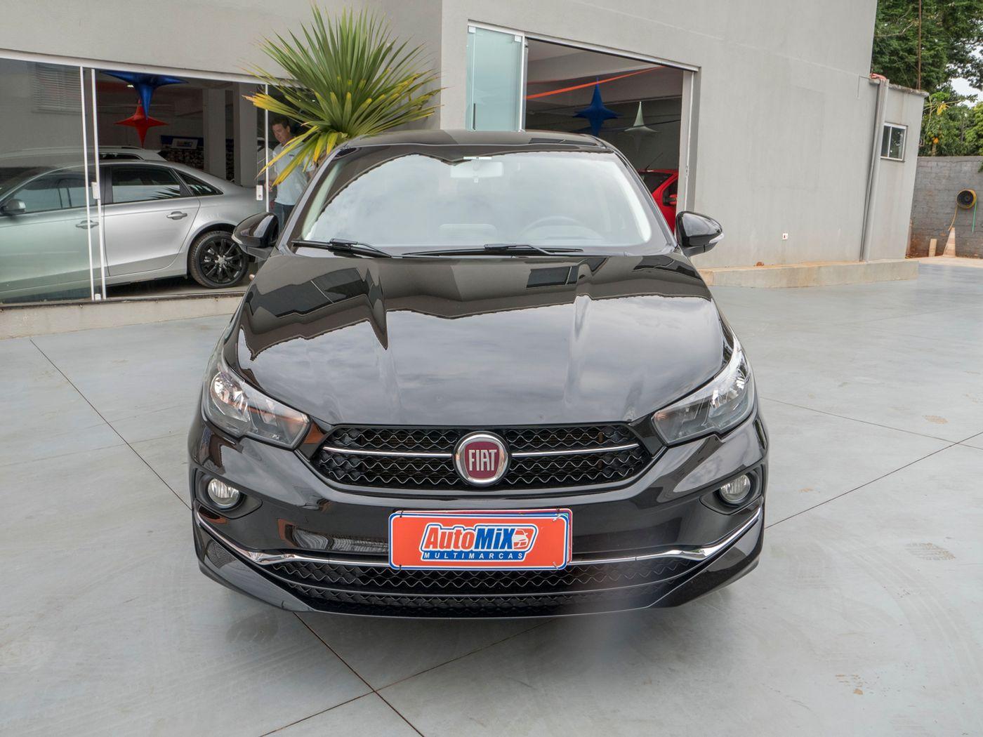 Fiat CRONOS PRECISION 1.8 16V Flex Aut.