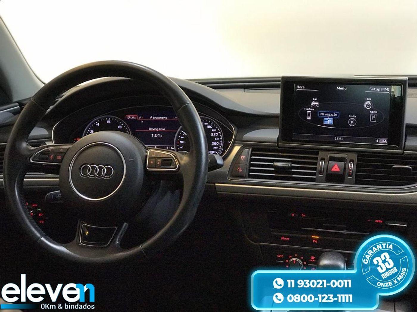 Audi A6 2.0 TFSI 252cv S tronic 4p