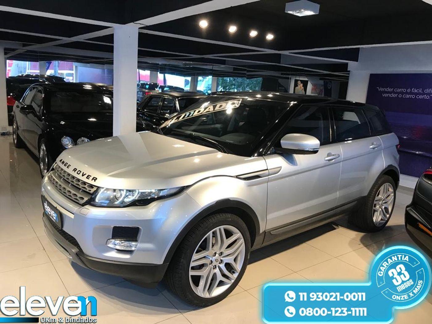 Land Rover Range Rover EVOQUE Pure Tech 2.0 Aut. 5p