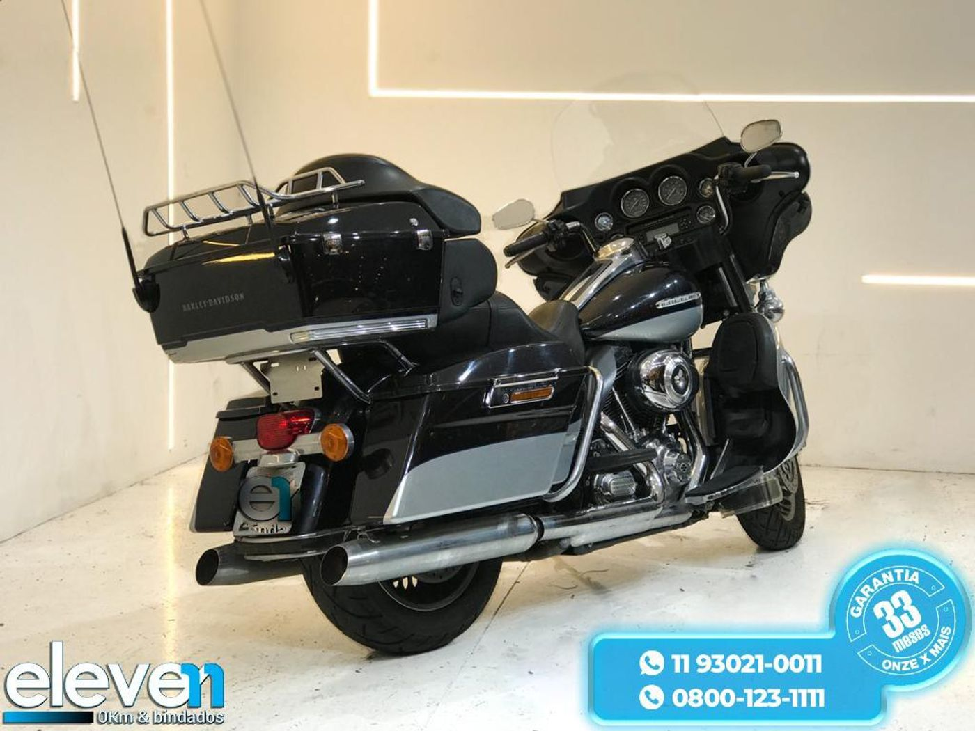 Harley ELECTRA GLIDE ULTRA LIMITED FLHTK