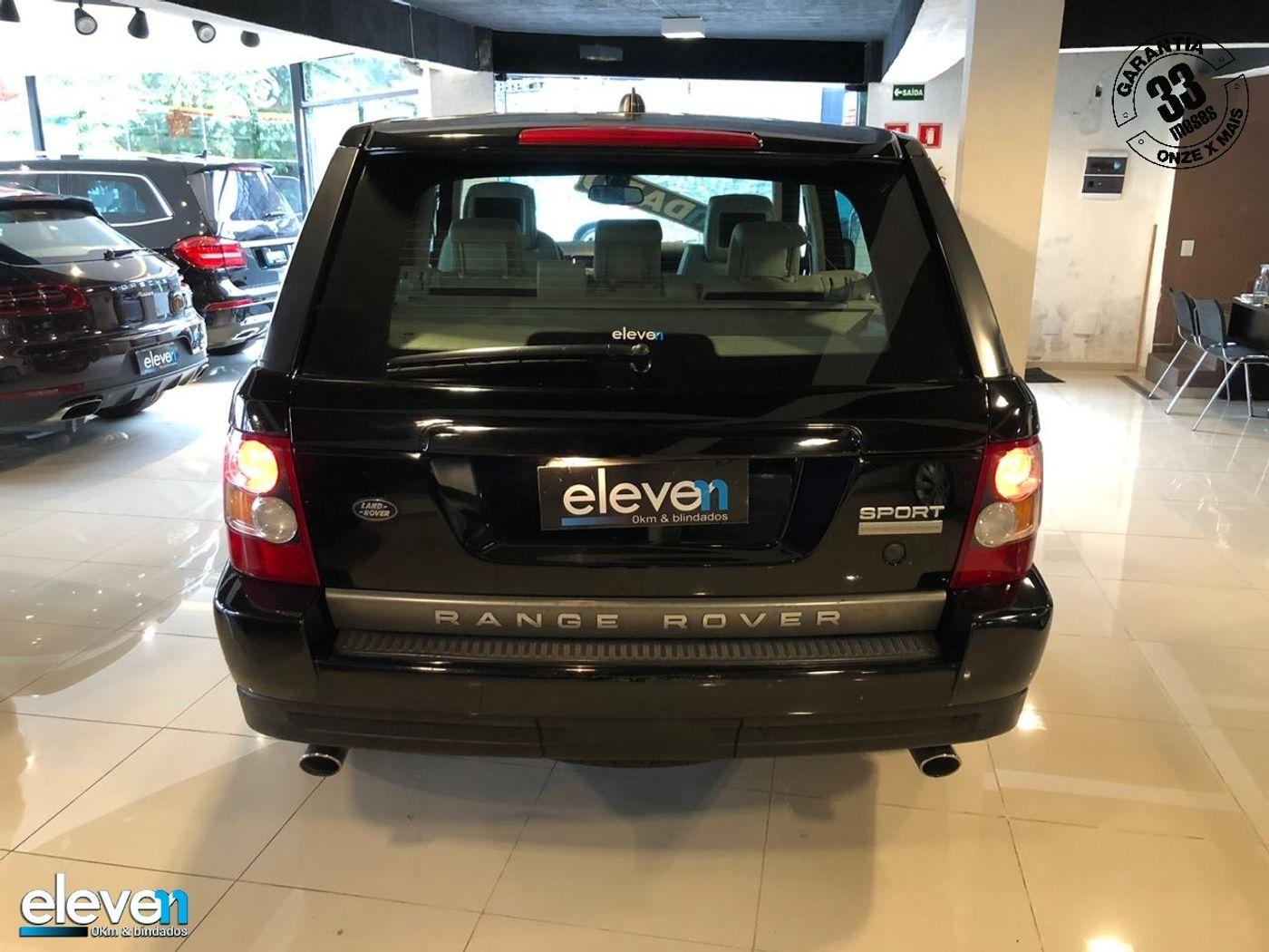 Land Rover Range Rover Sport SUPERCHAGED 4.2 V8