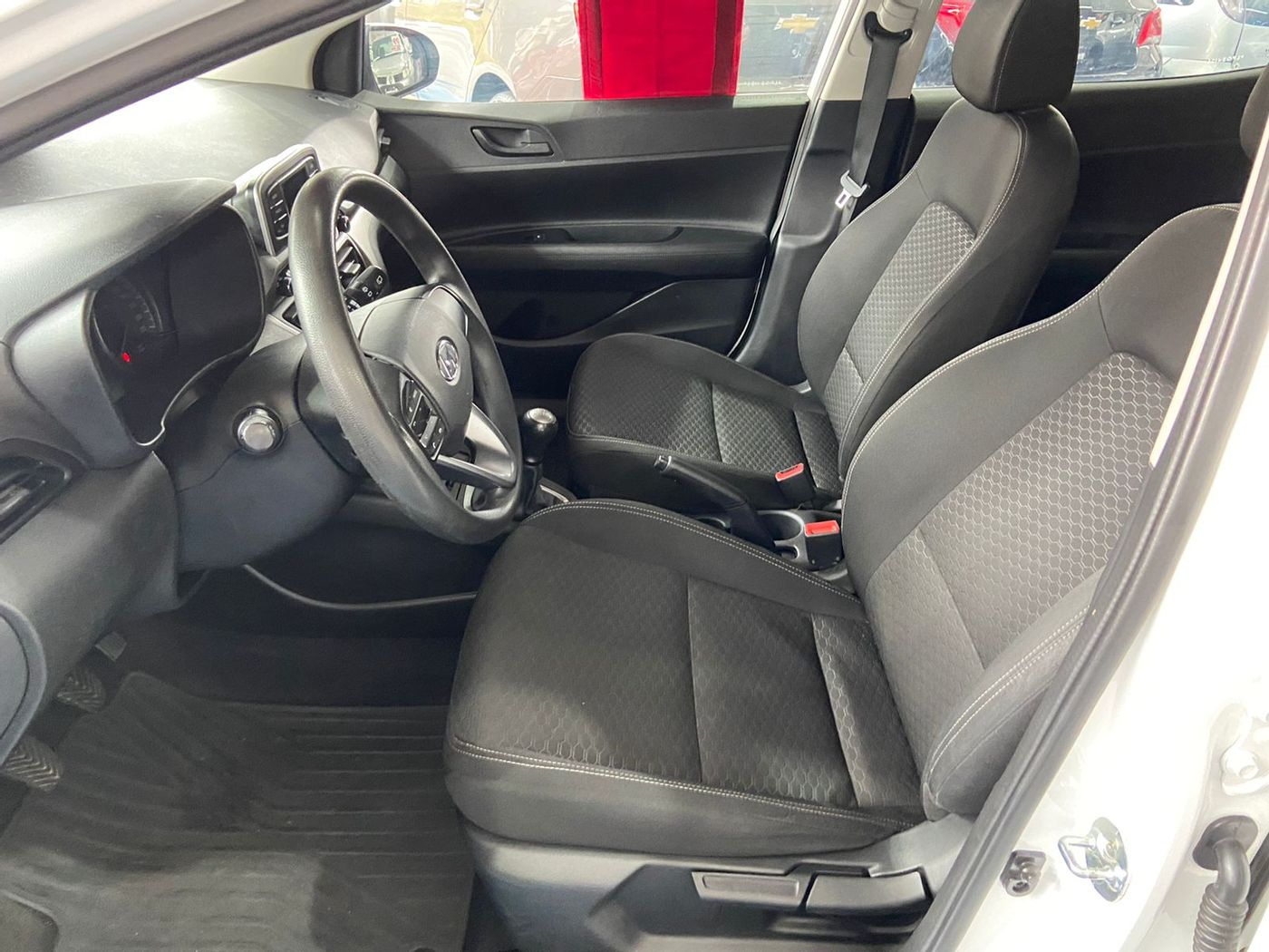 Hyundai HB20 Vision 1.0 Flex 12V Mec.
