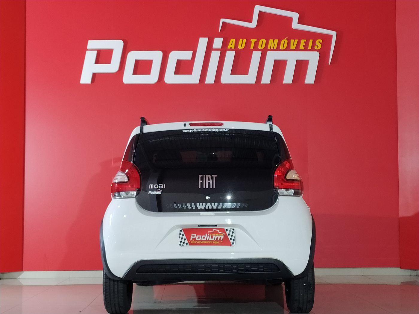 Fiat MOBI WAY 1.0 Fire Flex 5p.