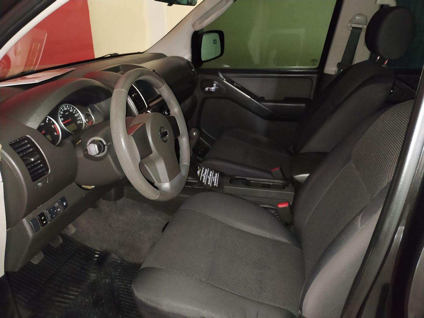 Nissan Frontier S CD 4x4 2.5 TB Diesel