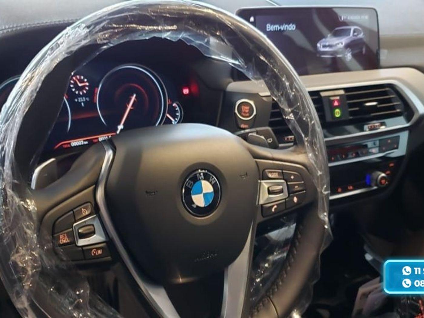 BMW X3 XDRIVE 30i X-Line 2.0 Turbo 252cv Aut