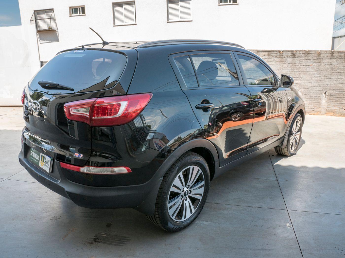 Kia Motors Sportage LX 2.0 16V/ 2.0 16V Flex Mec.